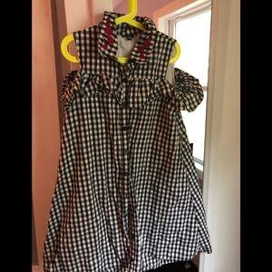 Other - Girls cold shoulder dress